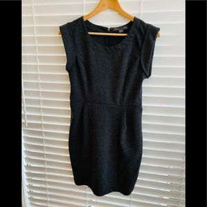 Forever 21 Grey Dress Sz: Small